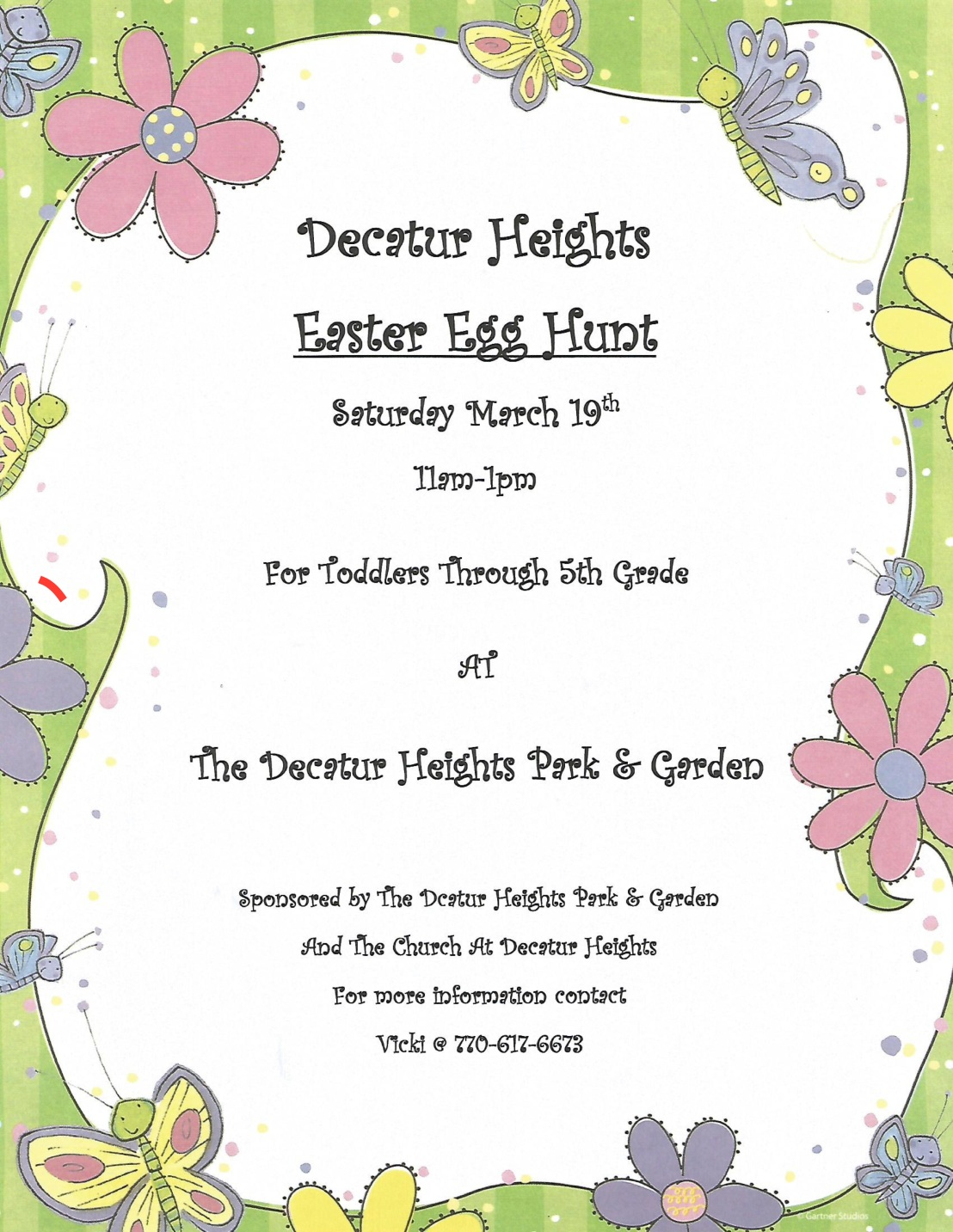 Easter Egg Hunt flyer JPG