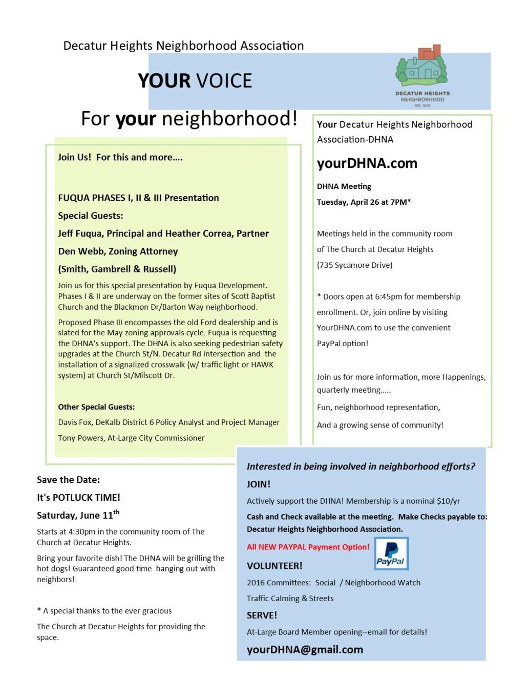 Meeting Flyer April 2016